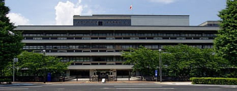 National Diet Library &#038; Waseda University Library, Tokyo