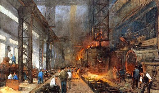the 19th century industrial revolution Nineteenth-century industrialization , the new technologies of the industrial revolution transformed economies the fashionable lady in the 19th century.